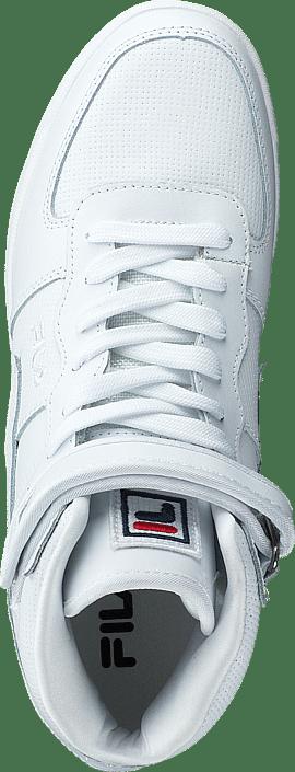 4e64326e572 Acheter Fila Falcon Mid Uni Bright White New blancs Chaussures ...
