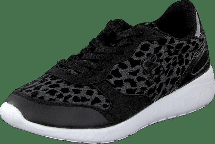 Fila Firebolt F Low svart Leopard svarta Skor Online