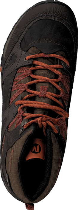 Merrell - Azura Lapis Mid Wtpf Chocolate Brown