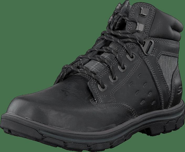 Sko Gundy Online Og Boots Støvler Blk 51460 Sorte 00 Skechers Køb OUPqII