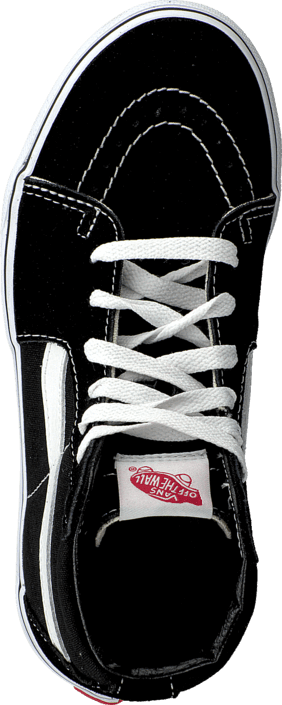 Sk8-Hi Black/True White