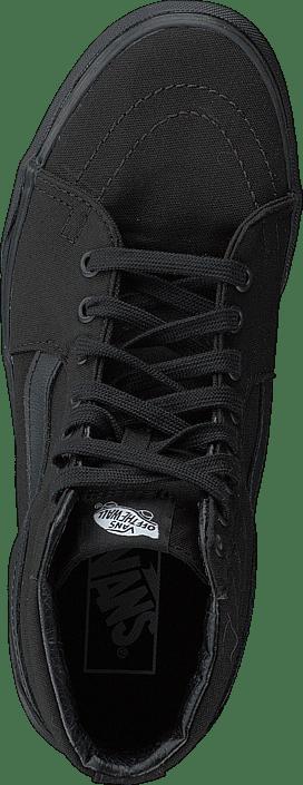 Kjøp Vans Sk8-hi Black/black/black Sko Online