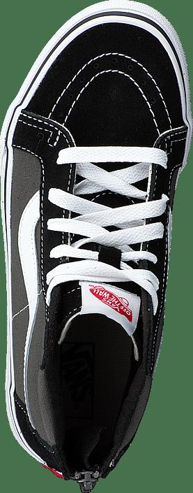 Vans - SK8-Hi Zip Black/Charcoal
