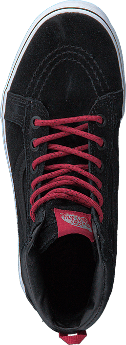 Vans - SK8-Hi MTE (MTE) black/racing red