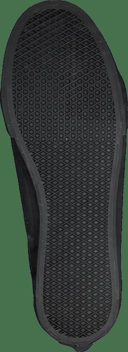 Vans - SK8-Hi Slim Zip (Perf Leather) Black/Black