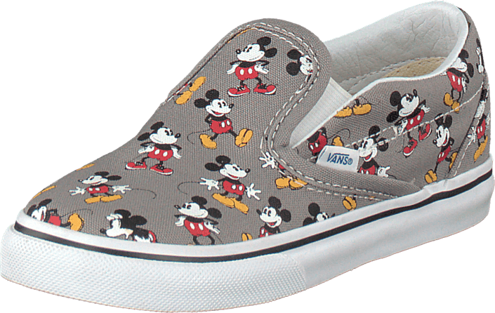finest selection 05a3b b087d Classic Slip-On VZCRGHG (Disney) Mickey Mouse
