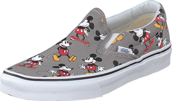 new product 2a539 926e5 Classic Slip-On V0MEGHG (Disney) Mickey Mouse