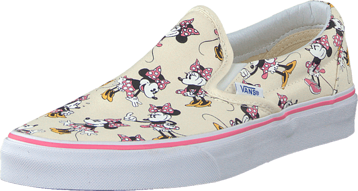 vans minnie mouse