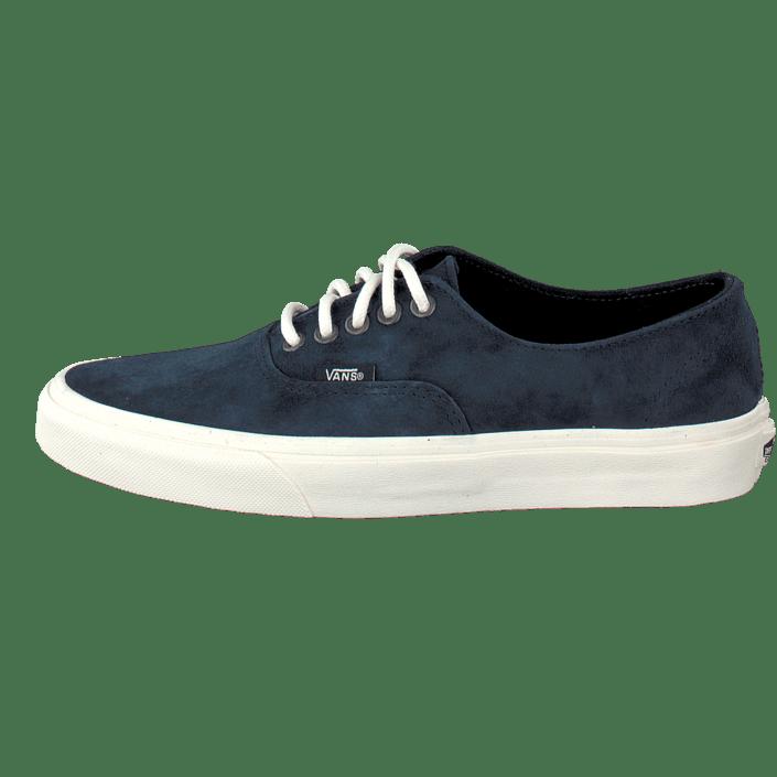 Buy Vans Authentic Decon (Scotchgard) Blue Graphite blue Shoes Online  d94504d35