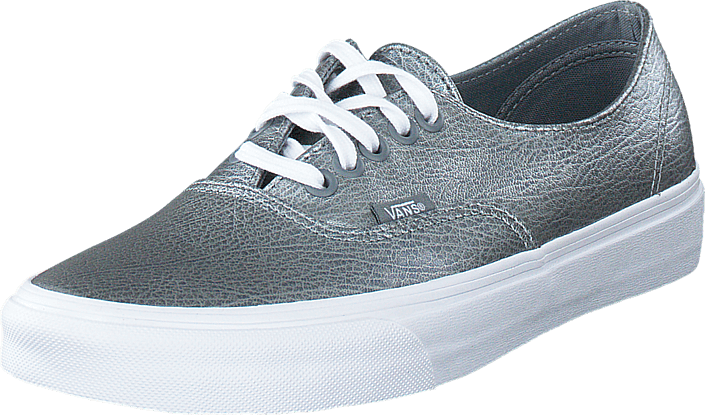 Vans - Authentic Decon (Metallic Leather) Gray