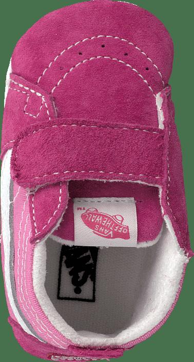 Sk8-Hi Crib Pink/Hot Pink