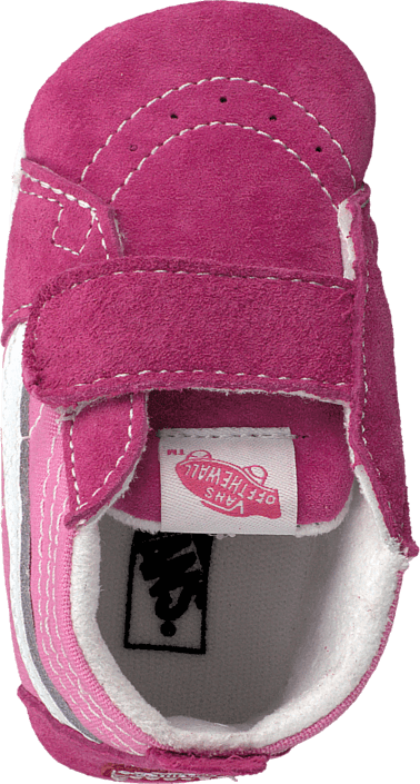 67e2f9e2145c Buy Vans Sk8-Hi Crib Pink Hot Pink pink Shoes Online