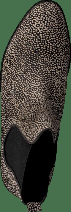Creep Boot Black / Mini Dot