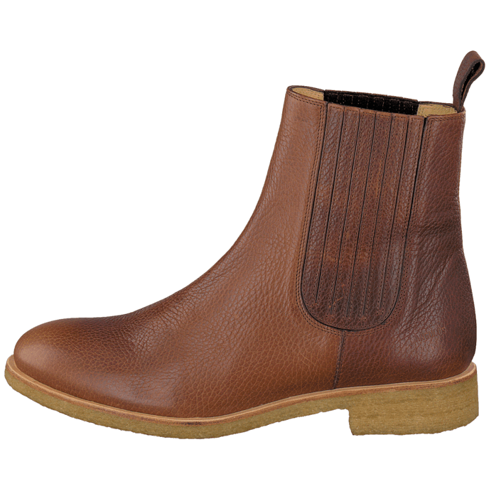 Damer Køb Angulus Chelsea boot with wool lining 2509 Medium