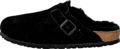 Boston Black Sheepskin Black