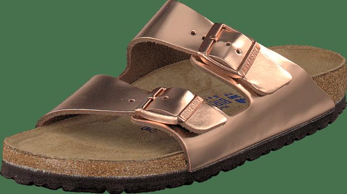 Birkenstock - Arizona Metallic Copper Copper