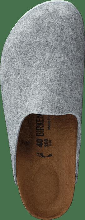 Birkenstock - Amsterdam Lightgrey Light Grey