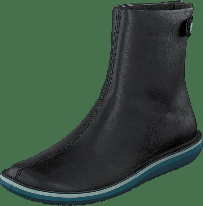 72f65ab0ff6c Buy Camper Beetle K400010-003 Black black Shoes Online