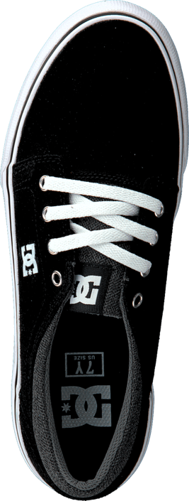 DC Shoes - Kids Trase Sd Shoe Black/Grey/White