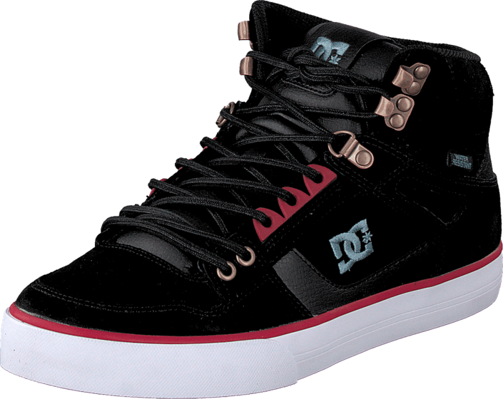 DC Shoes - Spartan High Wc Wr Shoe Black
