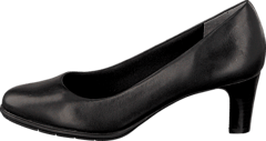 Total Motion 60Mm Heel Black Burn Calf