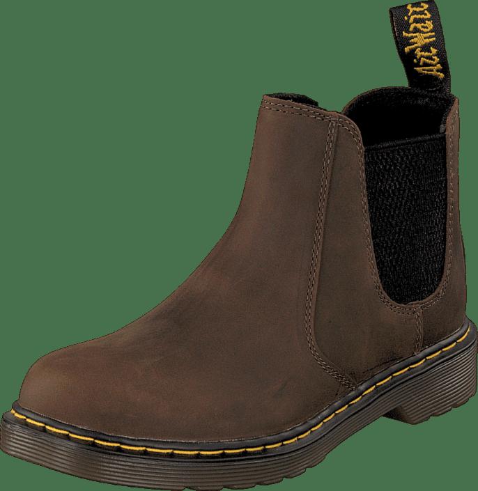a972ea25407 Acheter Dr Martens Banzai Dk Brown bruns Chaussures Online