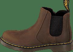 c5225ecf4310 Dr Martens - Banzai Dk Brown