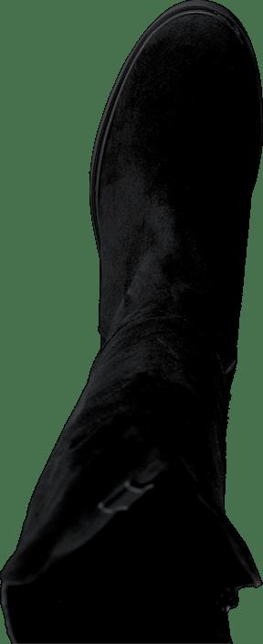 Hush Puppies - Anna Elast Overknee BLK