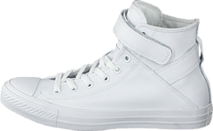 sports shoes 781f7 b9216 Converse - All Star Brea-Hi White White White