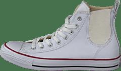 Converse - All Star Chelsee-Hi White Cloud Cream White d915e90c02