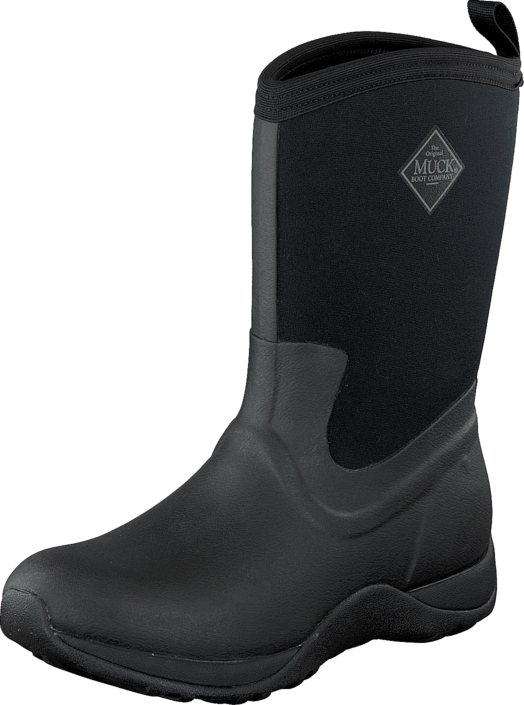 Muckboot - ARCTIC WEEKEND BLACK