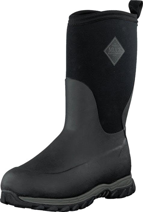 Muckboot Rugged Black, Skor, Stövlar & Stövletter, Gummistövlar, Svart, Barn, 35