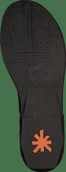 0917 Boots Black Kjøp Art Online Sorte Bergen Sko OqqU0aE
