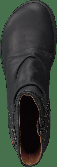 Oslo 0516 Gaucho-Wax Black