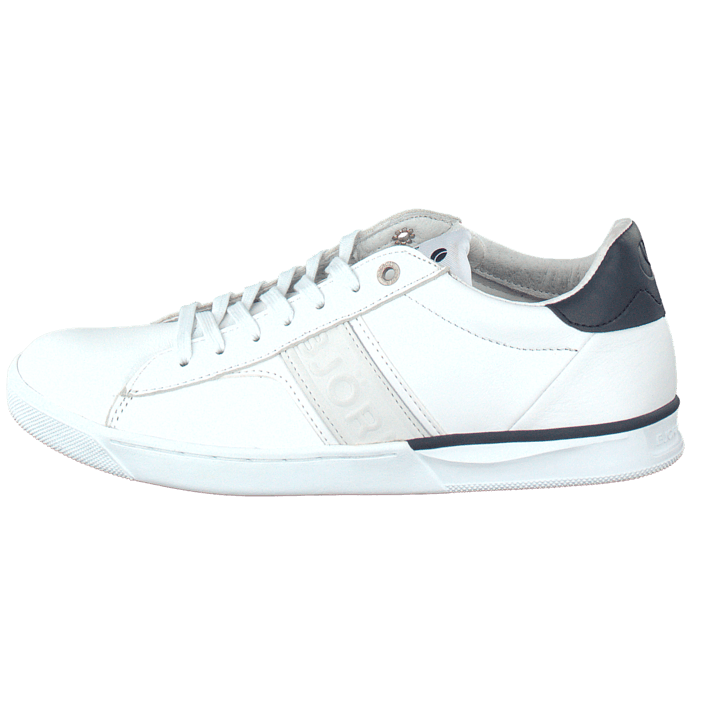 Acheter Low Björn Borg T100 Low Acheter Lea M White/Navy Blanches Chaussures Online 5d7b5a