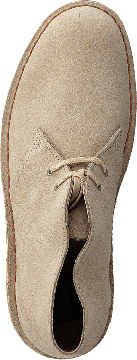 Kjøp Clarks Desert Boot Sand sko Online | FOOTWAY.no