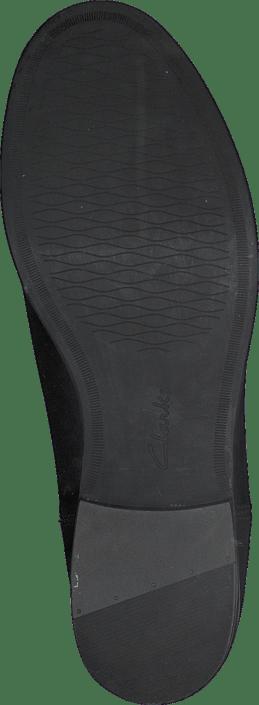 Kup Clarks Pita Sedona Black Leather Buty Online