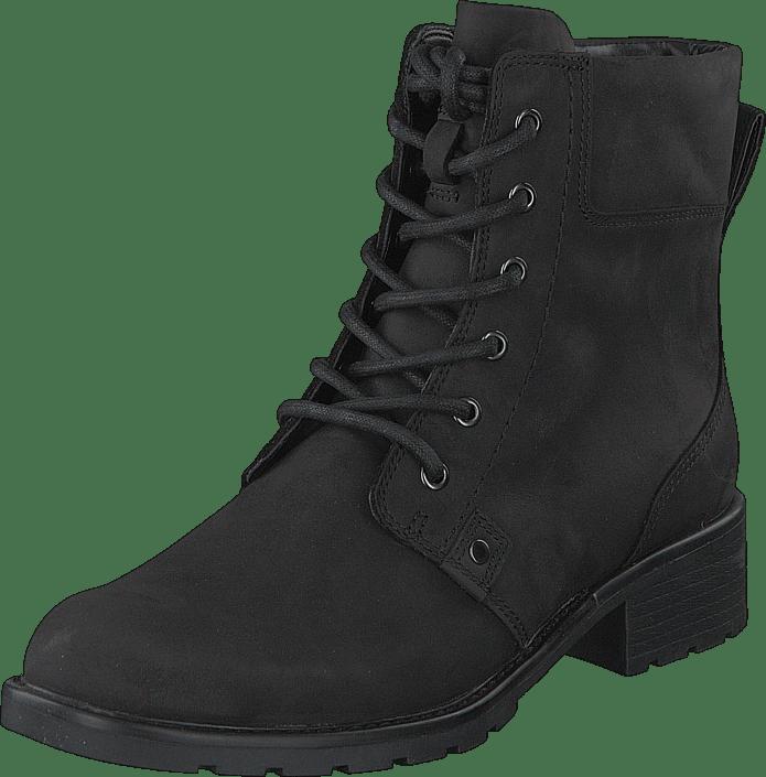 Orinoco Spice Black Leather