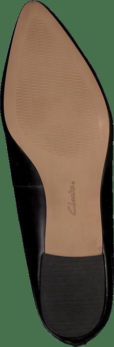 Clarks - Corabeth Abby Black Leather