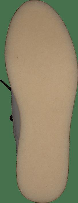Empress Lo White Leather