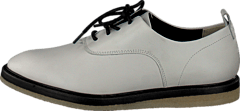 Empress Lo White Leather