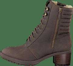 Clarks - Maroda Spritz Taupe Leather c6dbdfaf51