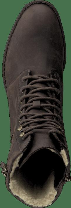 Kjøp Clarks Maroda Spritz Taupe Leather Sko Online