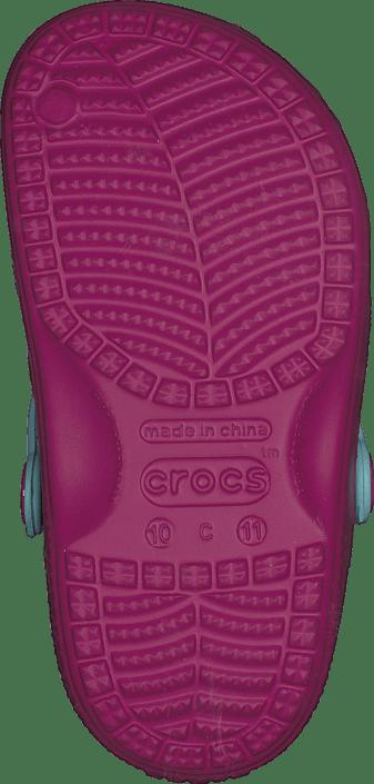 Crocs - CC Frozen Lined Clog Berry