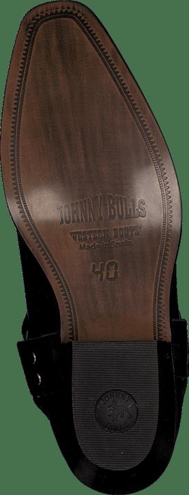 Johnny Bulls - Nappa Black Black