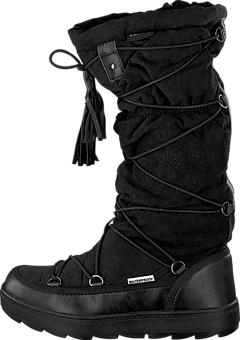 Frosty I Waterproof Black 06