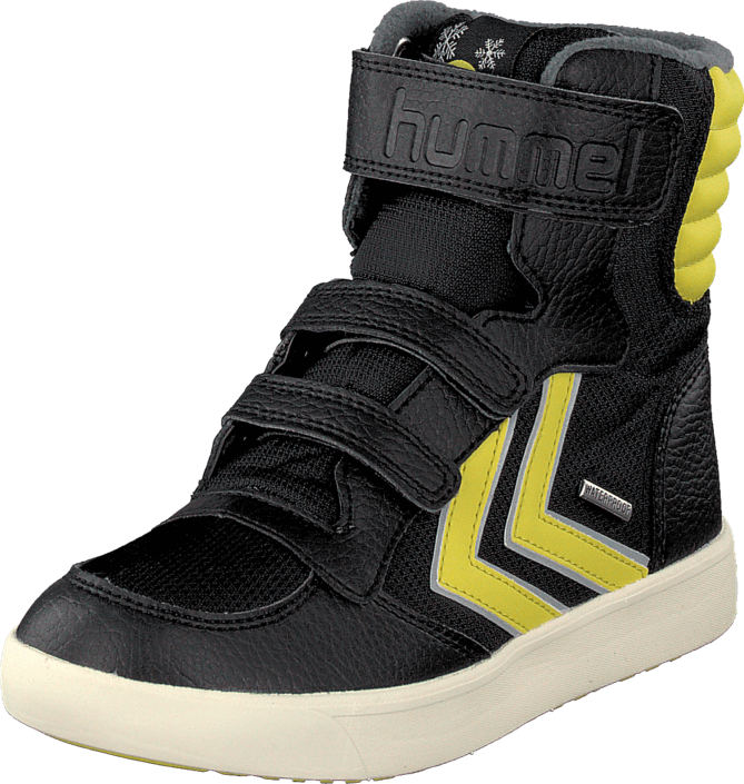Hummel - Hummel Stadil Super Hi Poly Jr Black