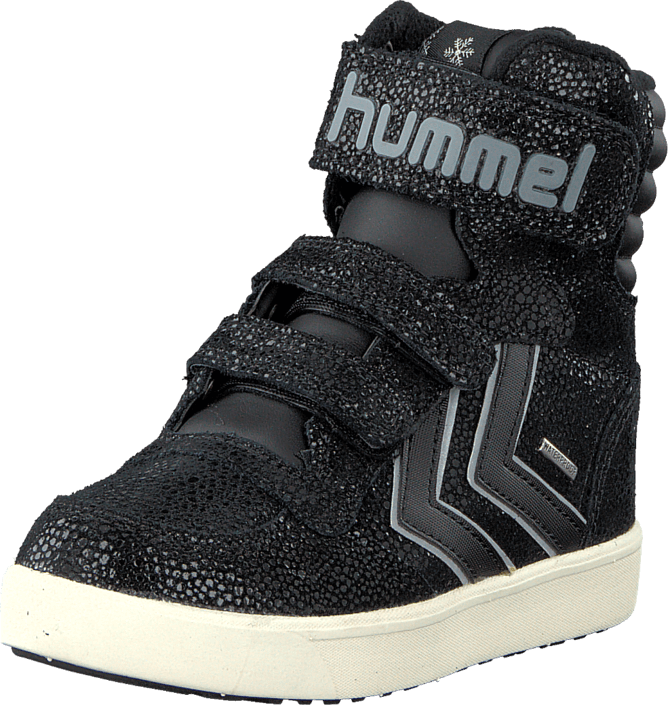 Hummel - Hummel Super Hi Jr Sparkle Black