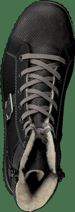 Sneakers & Athletic Chaussures Femme Rieker Z4213 Havanna