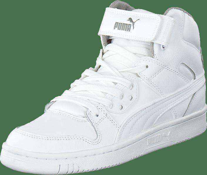 Puma Rebound Street L White